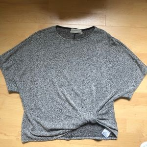 Urban Outfitters short sleeve sweater top